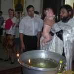 крещения мальчика