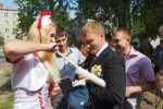 выкуп невесты в медицинском стиле