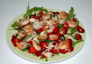 Оригинальный салат «Взрыв вкуса»