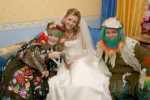 выкуп невесты в стиле сказки