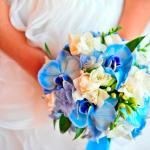 Свадебные букеты из орхидей для самых изысканных невест